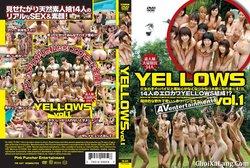 Yellows #1 – Natural 14 Amateur Girls