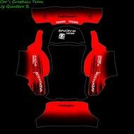 skin Lamborghini Aventador LP 700-4 2012